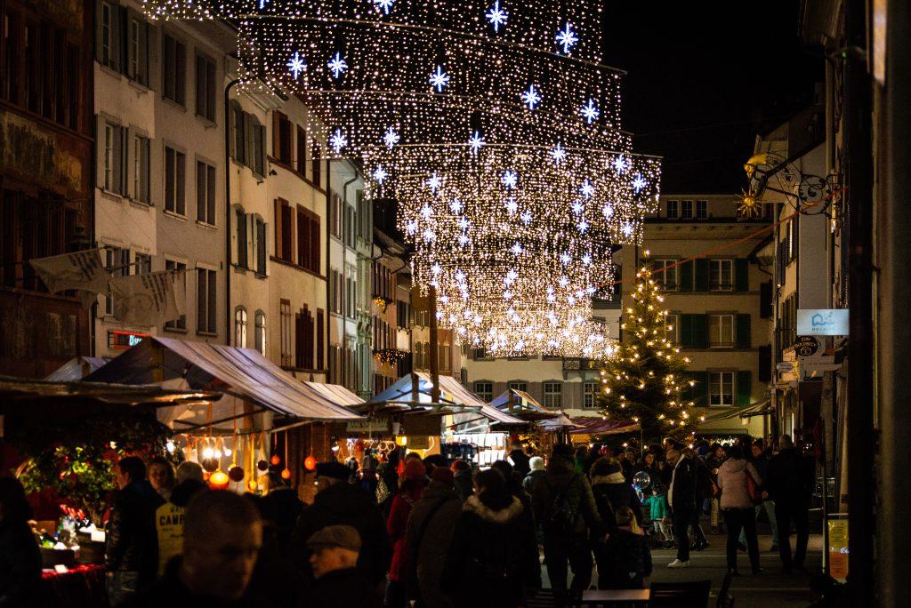Weihnachtsmarkt Liestal